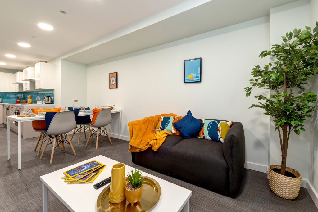 Carrick View Living Area